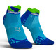Compressport Pro Racing V3.0 UItralight Run Low Hardloopsokken blauw